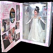 MIB Barbie as Eliza Doolittle from My Fair Lady