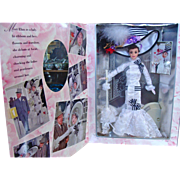 MIB Barbie as Eliza Doolittle from My Fair Lady