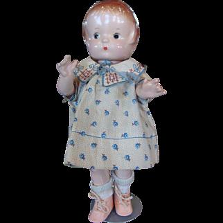 Cute Effanbee Composition Patsy Jr. Doll