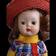 Nancy Ann Muffie Walking Doll