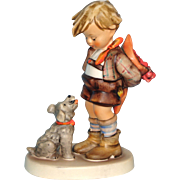 """Hummel Figurine """"Not For You"""" with Stylized Bee"""