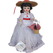 Coca Cola Nostalgia Doll by Madame Alexander and the Danbury Mint