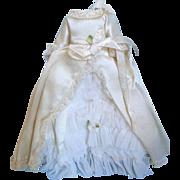 Betsy McCall Wedding Dress with Slip, Panties and Socks