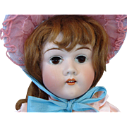 Max Handwerck Bisque Head Child Doll