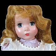 Madame Alexander Hard Plastic Alice in Wonderland
