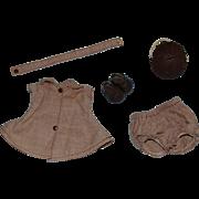 Vogue Dolls Brownie Uniform