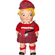 Scottish Campbell Kid