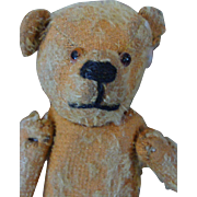 Miniature Fully Jointed Mohair Bear