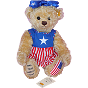 Steiff Mohair Mrs. First American Teddy Bear