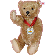 Steiff Club Franz Teddy Bear