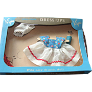 Virga Play-Mate Dress for Small Dolls