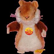 Steiff Hamster Called Goldy