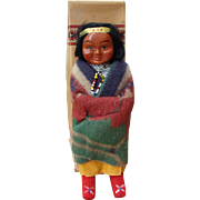 Minnetonka Indian Doll with Box