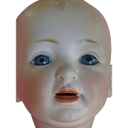 JDK Bisque Baby Doll Head