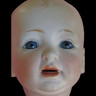 JDK Bisque Baby Doll Head