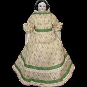 Small China Head Doll