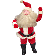 Large Harold Gale Display Santa