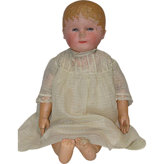Martha Chase Doll Dated 1910