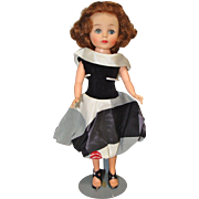 "American Character 10"" Toni Doll in High Society Outfit"
