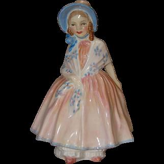 Royal Doulton Porcelain Figurine Lily
