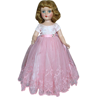 American Character Sweet Sue in Gorgeous Pink Gown