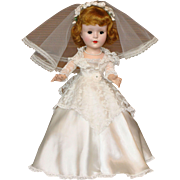 """American Character 14"""" Sweet Sue Bride Doll"""
