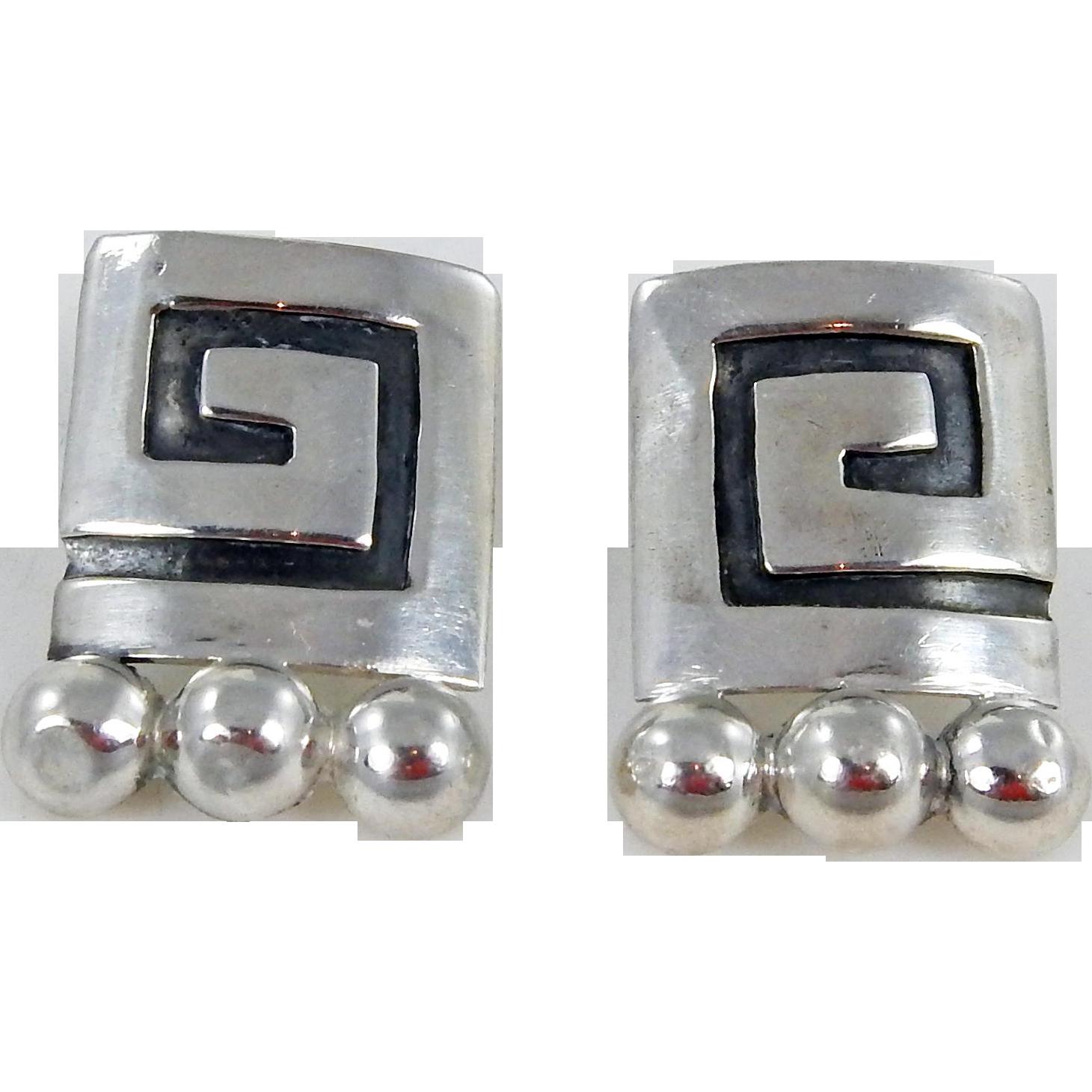 Taxco Vintage Silver 65