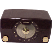 Repaired/Refurished 1950 Arvin Model 450T Tube Radio