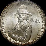 1920 Pcgs MS66 Pilgrim Half Dollar