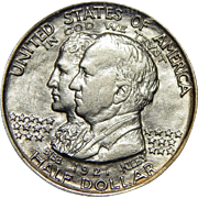 1921 Pcgs AU55 Alabama Half Dollar