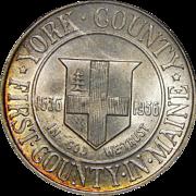 1936 Pcgs MS66 York Half Dollar