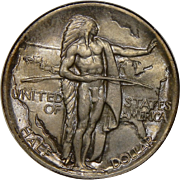 1936 Ngc MS65 Oregon Half Dollar