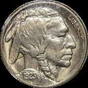 1923-S Ngc MS65 Buffalo Nickel