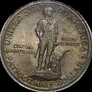 1925 Pcgs MS62 Lexington Half Dollar