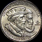 1924 Pcgs MS64 Huguenot Half Dollar