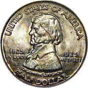 1925 Pcgs/Cac MS66 Vancouver Half Dollar