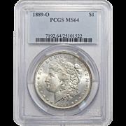 1889-O Pcgs MS64 Morgan Dollar