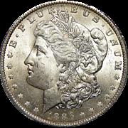 1886-O Pcgs MS64 Morgan Dollar
