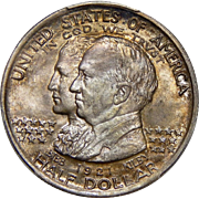1921 Pcgs MS65 Alabama Half Dollar