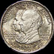 1921 Ngc MS65 Alabama Half Dollar