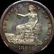 1883 Ngc PF65CAM Trade Dollar