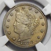 1888 Ngc PF64 Liberty Nickel