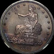 1880 Ngc PF67 Trade Dollar