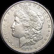 1878 8TF XF40 Morgan Dollar
