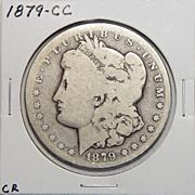 1879-CC AG3 Morgan Dollar