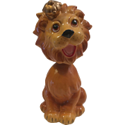 Made in Japan Lion Bobblehead