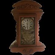 Vintage Niagara Falls Kitchen Wall Clock