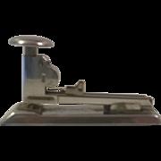 Vintage Pilot Stapler Model 402 - Red Tag Sale Item