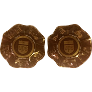 UPS 70th Anniversary Candy Dishes