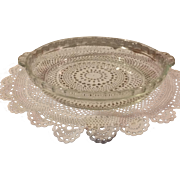 75th Anniversary Pyrex Scalloped Pie Dish